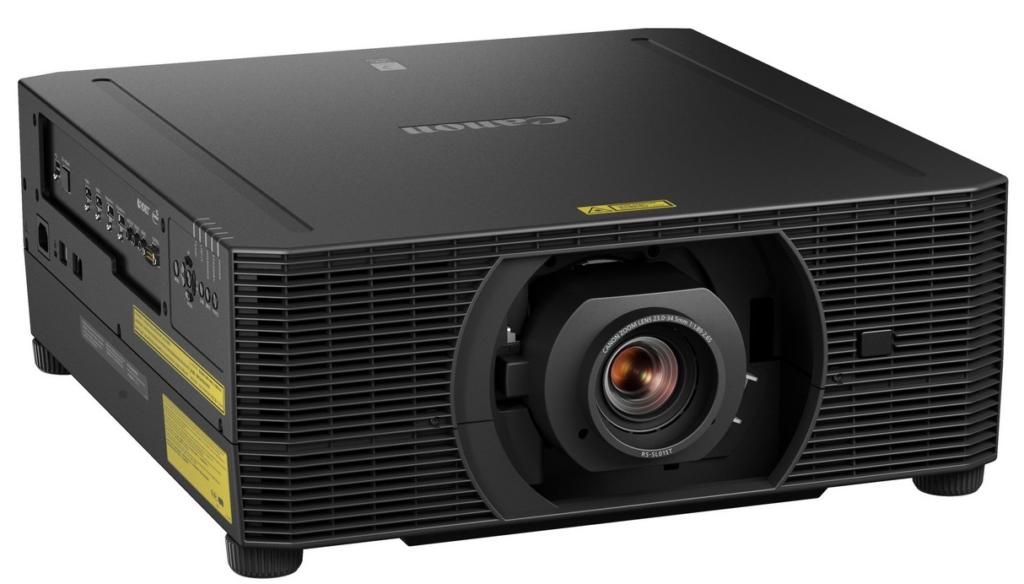 projektor laserowy Canon XEED 4K6021Z widok ogólny
