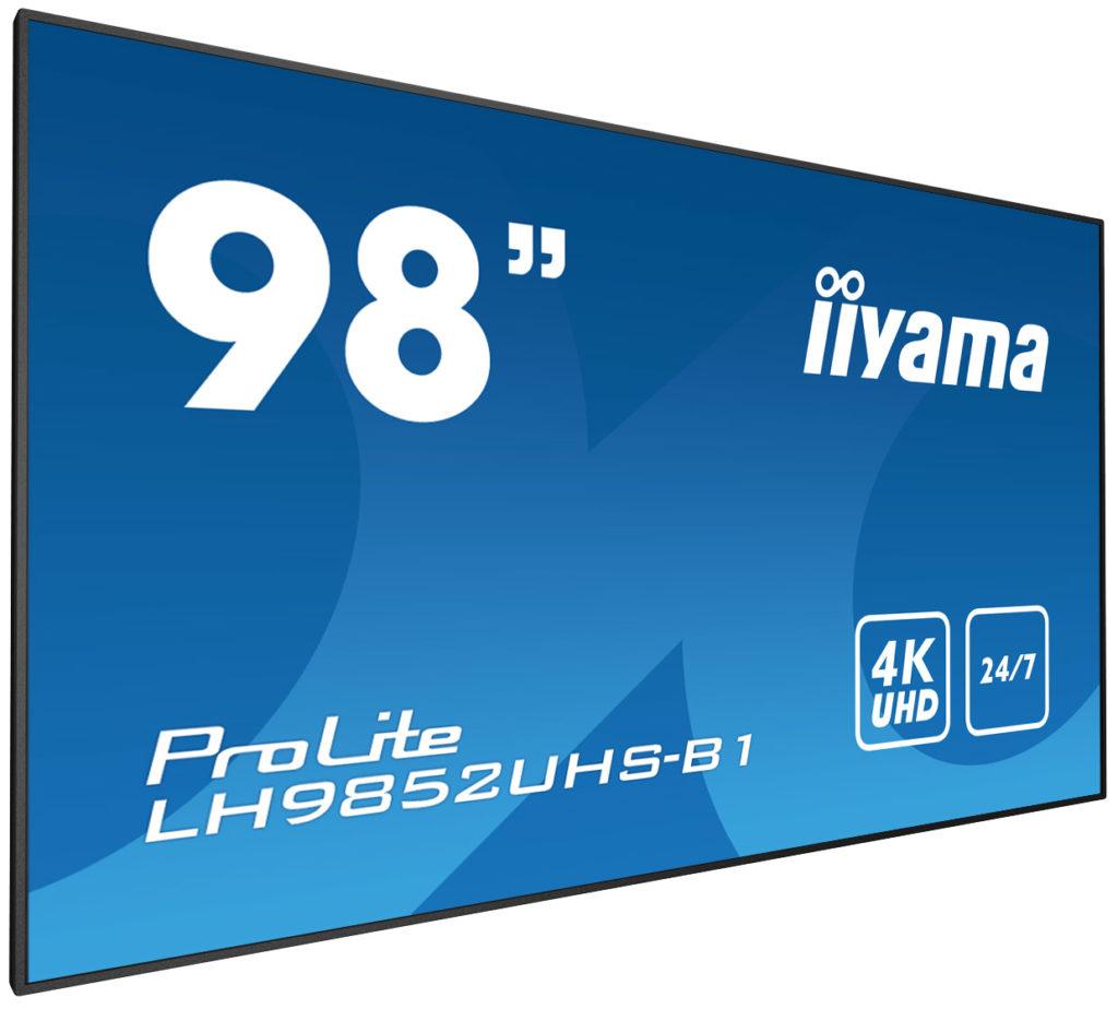 """Monitor wielkoformatowy IIYAMA 98"""""""