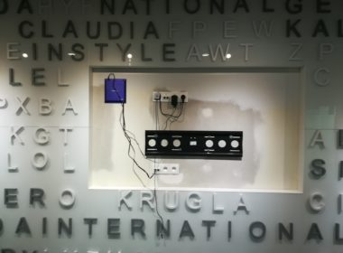 BrightSign Burda international