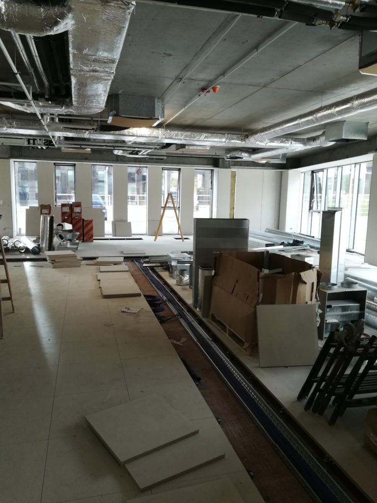 fit-out gdynia